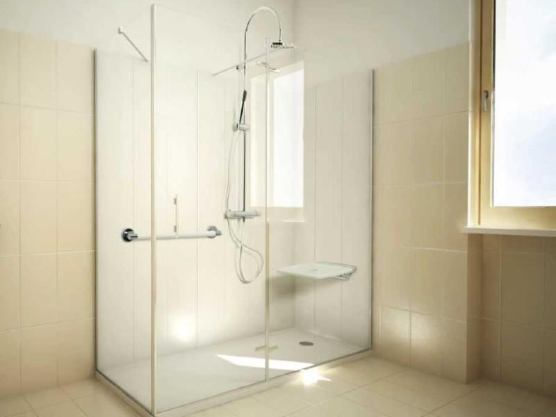 sostituzione vasca con doccia filo pavimento
