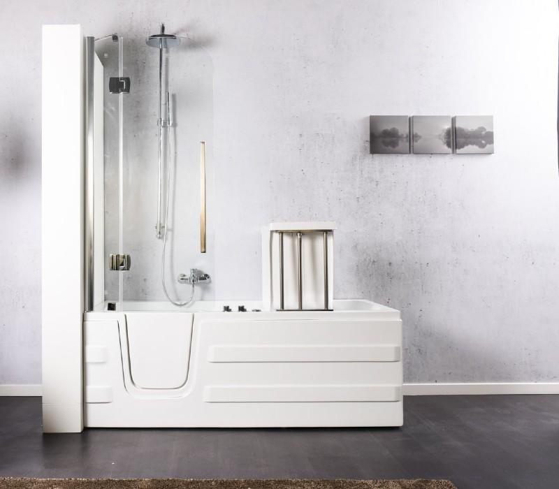 vasche da bagno motorizzate