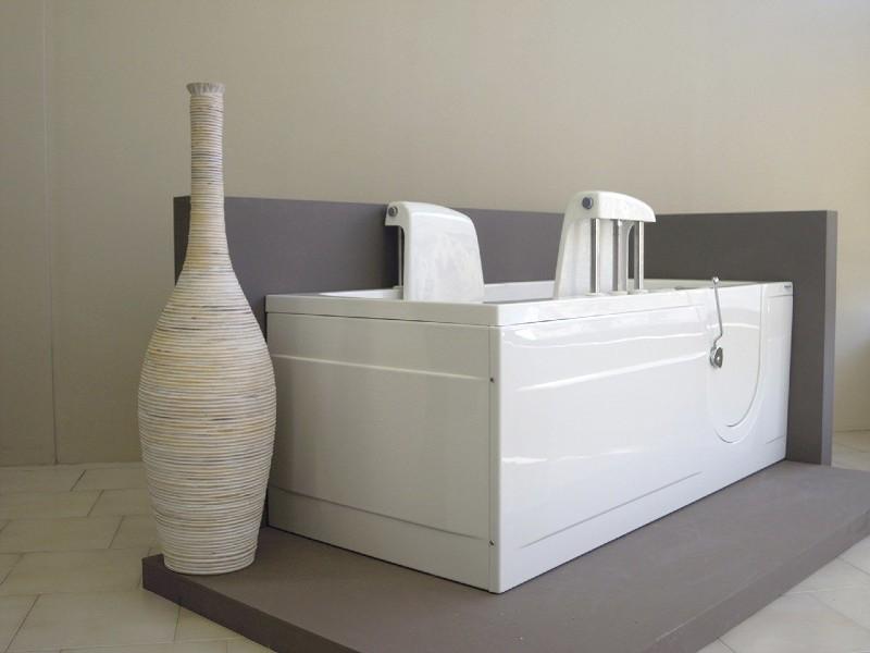vasca bagno motorizzata